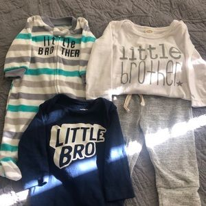 Little brother outfits